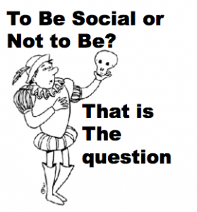 The Small Business Question – to Go Social?