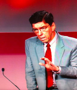 Clayton Christensen Jumpstarts Innovative Thinking @ Oracle OpenWorld