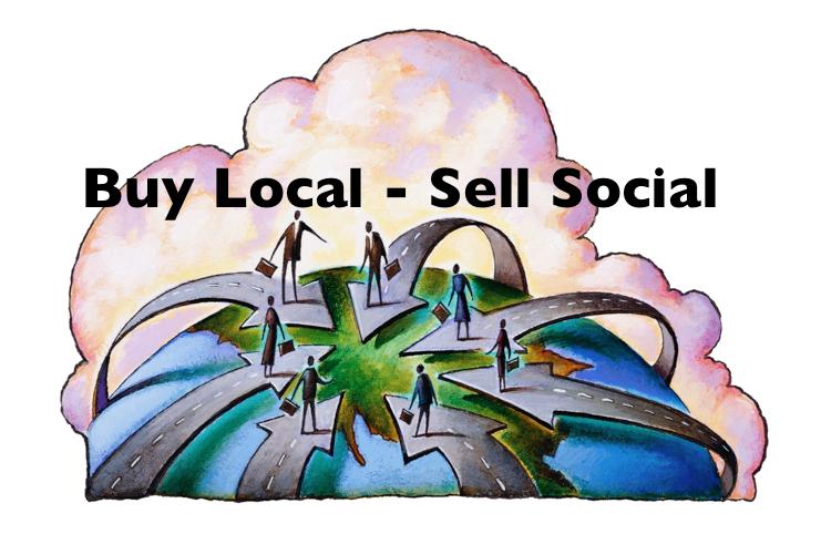 Grow Local, Grow Social.