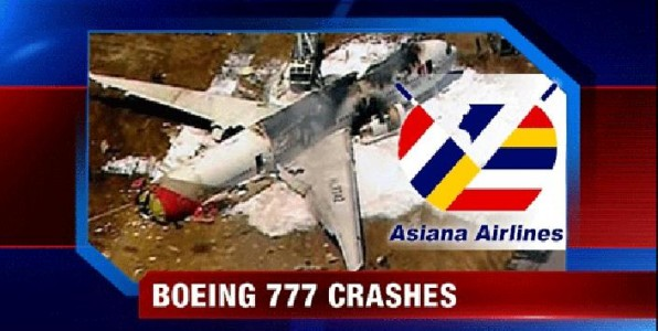 San Francisco Crash of Asiana 214