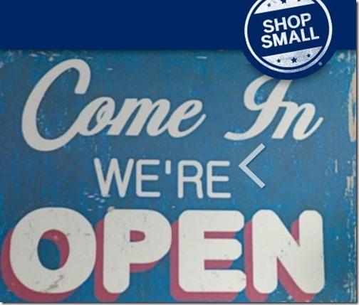 Small Business Saturday – Last Minute Advice