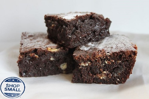Attack of the Fudgy Brownie: Why Small Business Saturday Offers a Better Bite