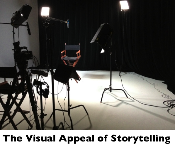 Setting the Scene: The Visual Appeal of Storytelling for Business