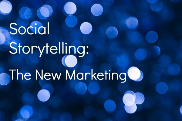 Mike Wolpert: Social Storytelling is the New Marketing
