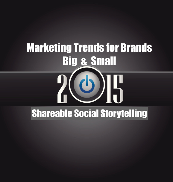 Storytelling – the 2015 Marketing Trend for Brands Large and Small