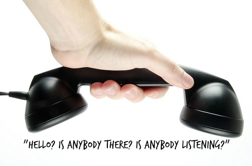 Is Anybody Listening? Let's Jumpstart Small Business Customer Service