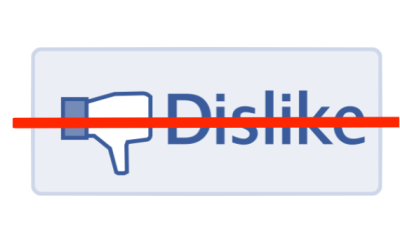 Facebook's New Feature is a Support Button – NOT Dislike Button