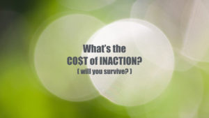 cost of inaction COI